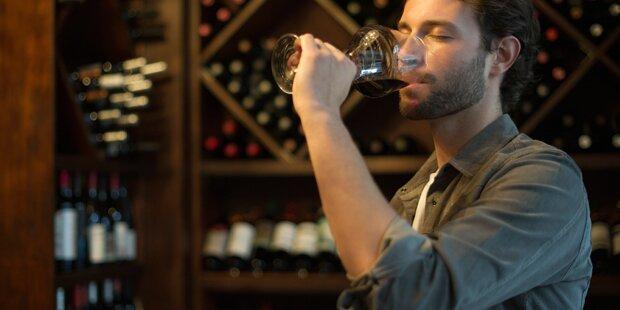 Falstaff-Wahl: Bester Rotwein prämiert