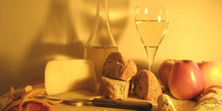 Alkohol und Käse machen uns krank