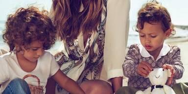 So süß sind die Lopez-Zwillinge