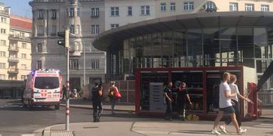 S-Bahn Wien-Mitte Unfall