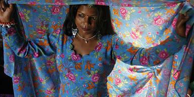 So feierte die Welt den Frauentag 2008