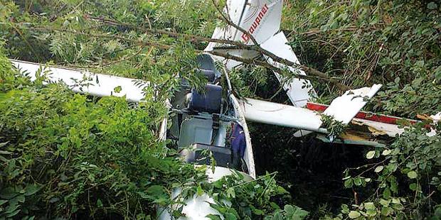 Segelflieger-Drama: Pilot überlebt, Passagierin stirbt