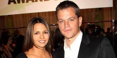 Matt Damon wird zum zweiten Mal Vater