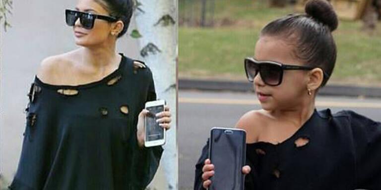 Diese 6-Jährige möchte ein Kardashian sein