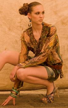 6 Hippie Ethno Style Mode