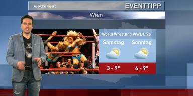 Der Eventtipp: World Wrestling WWE Live
