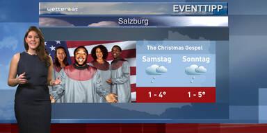Der Eventtipp: The Christmas Gospel