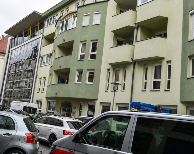 Mord Innsbruck