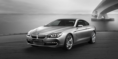BMW Concept 6 Series Coupé