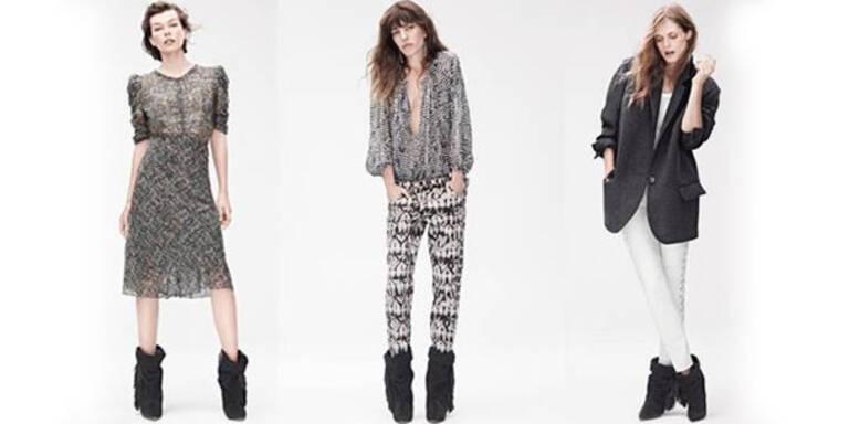 Ist Isabel Marants H&M Kollektion nur für dünne Frauen?