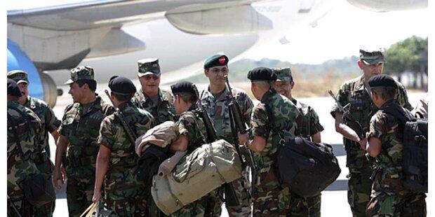 Slowakische Soldaten aus Irak abgezogen