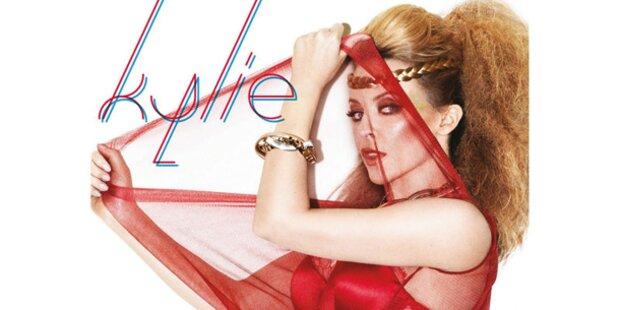 Sexy Kylie 2012 zum Aufhängen