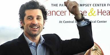 Dempsey stiftet Krebshilfe-Einrichtung