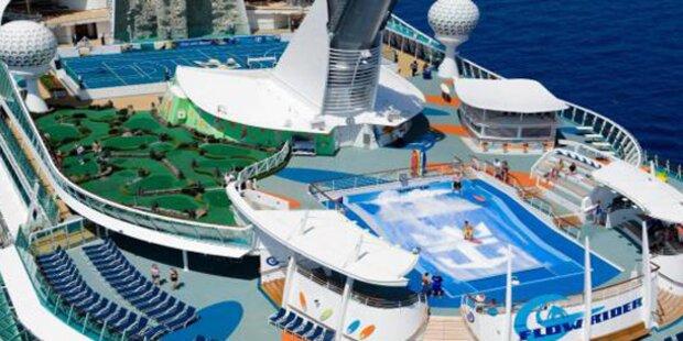 Eine Traumreise durch die Karibik