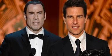 Absurdes Gerücht: Cruise & Travolta sind ein Paar