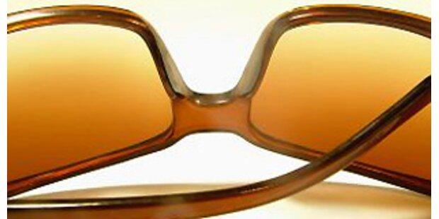 Die Sonnenbrillen werden wieder kleiner
