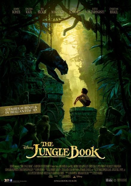The Jungle Book: Die Bilder zum Film