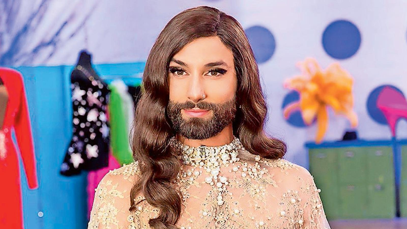 Conchita Wurst nincs pénisz