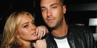 Lindsay Lohan, Calum Best