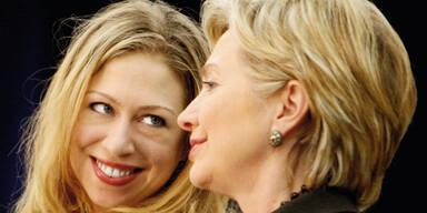 Die Clintontochter auf Stimmenfang