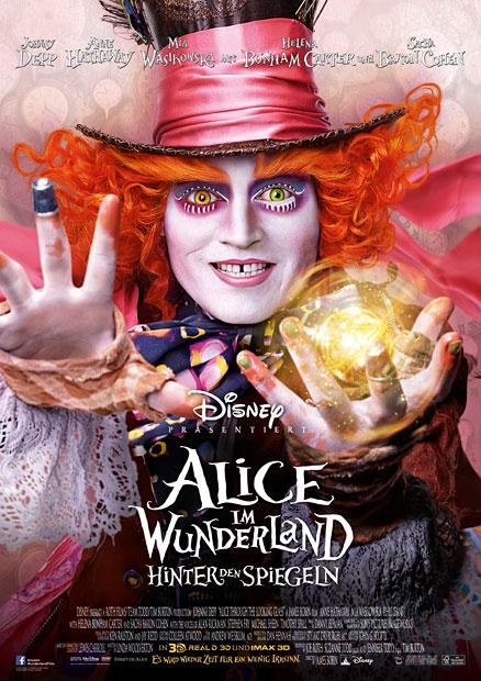 """""""Hinter den Spiegeln"""": Alice wieder im Wunderland"""