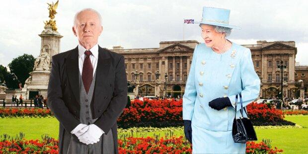 Queen sucht Butler - sie zahlt 1.500 €