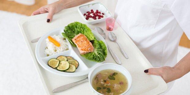 Mangelernährung in Krankenhäusern häufig