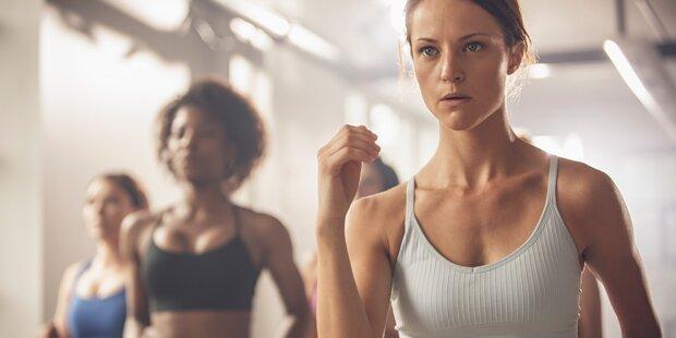 Der neuste Fitnesstrend