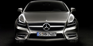 Modelloffensive bei Mercedes