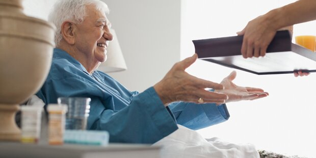 Optimierte Langzeitpflege für Personen mit Demenz