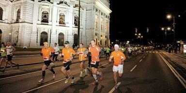 Der Vienna Night Run 2013