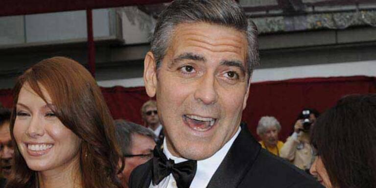 Keiner darf George Clooney schlagen