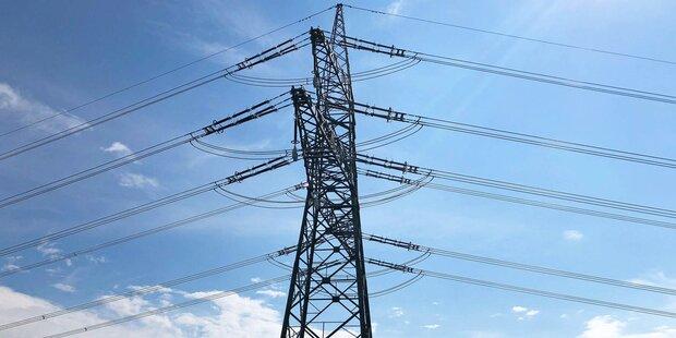380-kV-Freileitung