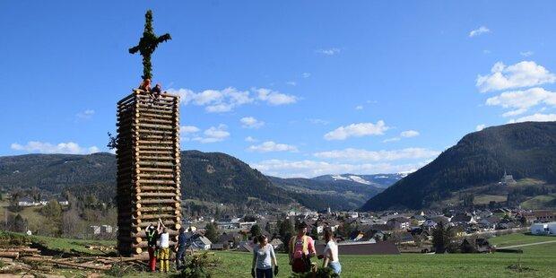 Osterfeuer in Salzburg abgesagt