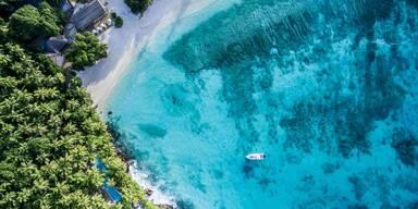 Luxus-Urlaub auf den Seychellen