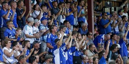 Der FC Schalke zu Gast in Mittersill