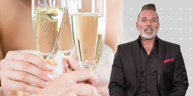 4 Hochzeiten Braut Sitzengelassen