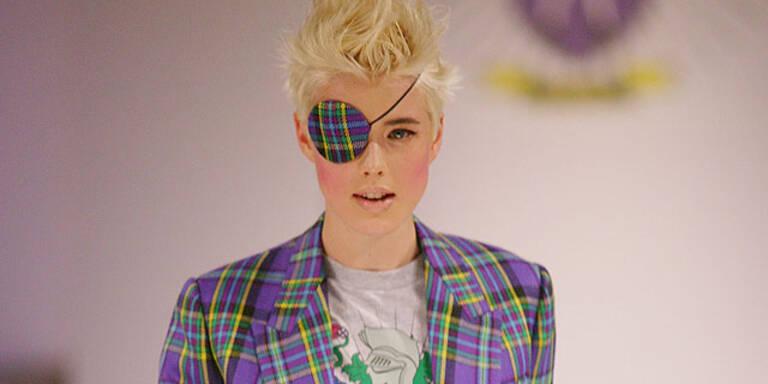 Agyness Deyn löst Kate Moss ab