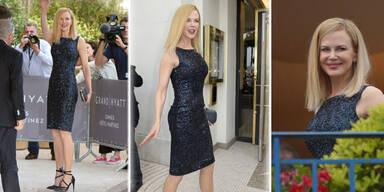 Kidman eröffnet Cannes mit traumhaftem Kleid