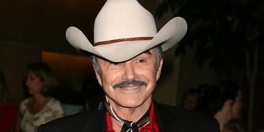 Burt Reynolds auf der Intensivstation