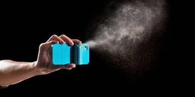 Spraytect: Das iPhone als Pfefferspray