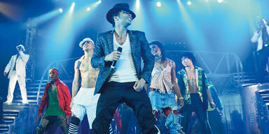 Heute: Jackson-Show mit den größten Hits