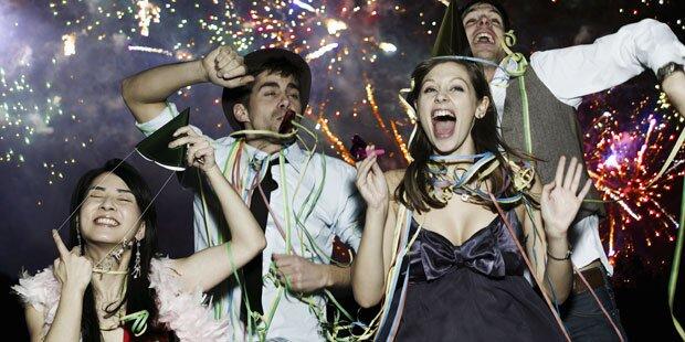Die besten Silvesterpartys 2014