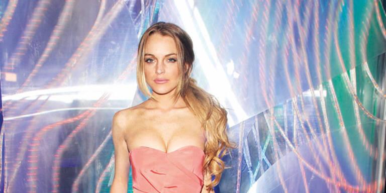 Riesen-Aufregung um Lindsay Lohan