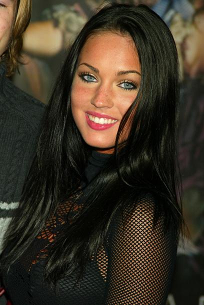 Die Transformation der Megan Fox