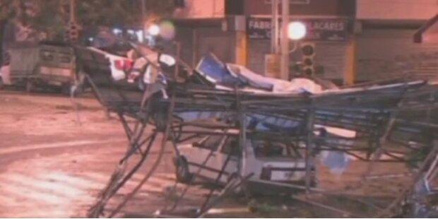 Buenos Aires von Sturm verwüstet - 13 Tote