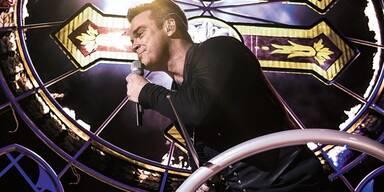 Die große Robbie Williams Show!