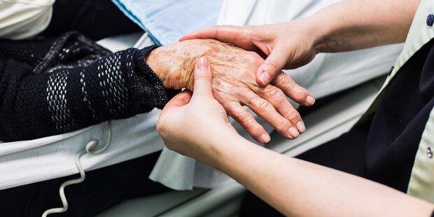 Aktive Sterbehilfe in Niederlanden nahm zu