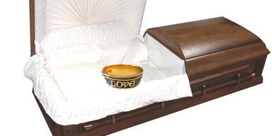 Bei Scheidung Sarg für den Ring