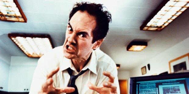 Büro-Test: Ist mein Boss ein Vollidiot?